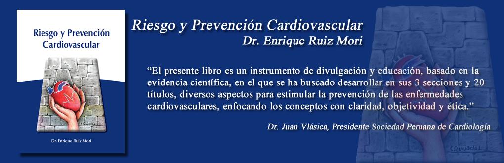 Libro del Dr. Enrique Ruiz Mori